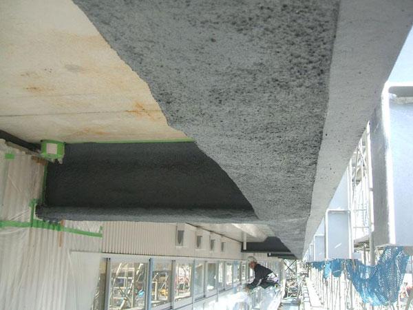 防水塗装工事